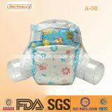 Soem-wegwerfbare schläfrige Baby-Großhandelswindeln