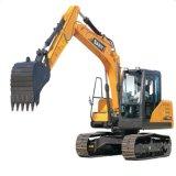 Sany Sy140 13.5 tonnes de position excavatrice de capacité de petite à vendre la mini excavatrice