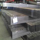 Tubo d'acciaio quadrato galvanizzato carbonio di ERW
