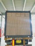 Fábrica de venda de 4 portas de armazenamento de metal Armário de armário com prateleira e barra de pano