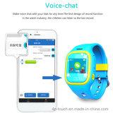 Silicon Band Watch GPS Tracker pour enfants avec Sos Buttom pour l'aide