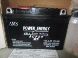 Ytx6.5-BS 12V6.5ah asciugano liberamente la batteria caricata del motociclo di manutenzione