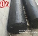 HDPE Geomembrane de 2m m para el trazador de líneas de la charca con estándar de ASTM