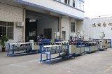 Machine en plastique à haute production d'extrudeuse de profil de principale technologie d'extrusion