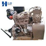 Двигатель тепловозного мотора пожарного насоса воды Cummins 6BTA5.9-P с теплообменным аппаратом и PTO