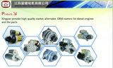 Nuovo dispositivo d'avviamento del motore diesel per l'escavatore di Isuzu dell'escavatore di caso (0-24000-0148)