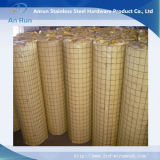 ISO-Bescheinigung galvanisierter geschweißter Maschendraht, geschweißtes Ineinander greifen (Fabrik)