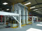 규산염 칼슘 널을 누르기를 위한 수압기 기계
