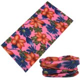 혼합 색깔 꽃 디자인 스카프 (YT-9105)