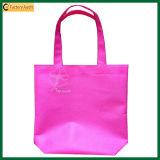 安いカスタム卸売の非編まれた再使用可能な食料雑貨入れの袋(TP-SP168)