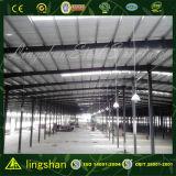 Дешевая Pre-Проектированная светлая стальная структурно мастерская 2017