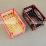 Cajas de presentación que empaquetan los rectángulos de regalo de los rectángulos modificados para requisitos particulares todo