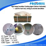 Cracking Stone High Range Soundless Cracking Agent
