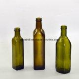 500ml antikes Grün, dunkelgrüne Olivenöl-Flaschen