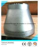 Reductor del acero inoxidable de la autógena de tope 316L Sch40