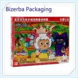 La promotion du jeu de puzzle personnalisé carte papier
