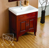 EUA Marker Hot Selling Bathroom Cabinet Basin com Upc (SN1538-80)