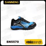 Ботинки безопасности спорта с светлым ЕВА Outsole