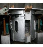 Forno ad induzione di fusione professionale della fornace elettrica per il rame di alluminio d'acciaio dell'oro (GW-100KG)
