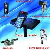 Regulador aprobado Ce de los recambios DSP de la máquina de grabado del CNC de Ezletter en ranurador de madera y del metal