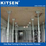 Kitsen monolítico sistema de encofrado de avanzada de construcción de aluminio