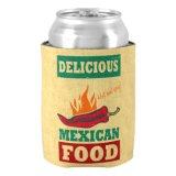 Kan Koeler, kan het Bier van het Neopreen Koeler, drinkt het Hete Voedsel de Koelere Fles van het Bier, de Grappige Isolatie van de Drank, de Giften van het Decor van de Partij