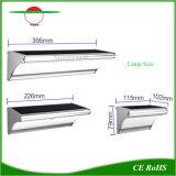 Lumières solaires Mur lumière LED du capteur de mouvement Lampara Éclairage extérieur