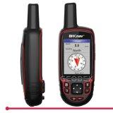 手持ち型GPSの操縦士のGIのデータ収集装置