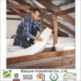Ecologico rendere incombustibile l'isolamento 100% del poliestere batte/il pavimento soffitto del tetto batte