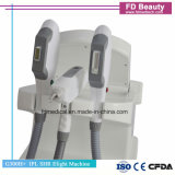 De multifunctionele Machine van de Schoonheid van de Verwijdering van het Haar IPL/Elight/Shr/RF