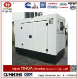 générateur diesel Denyo d'écran silencieux de 10kw/12.5kVA avec l'engine 4dw81-23D de Fawde Xiechai