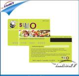 Карточка PVC Printable Hico 2750OE магнитная (CR80)