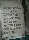 食品等級E380のアンモニウムのクエン酸塩
