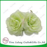 2018の新しい様式の絹は中国ローズの人工的なシャクヤクの花に着せる