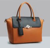 高品質の女性ハンドバッグの女性のハンドバッグのOl作業袋のチェーン・ストア袋(WDL0707)