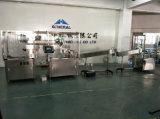 Plastikspritze-Plombe und Schutzkappen, die Maschinen-Zeile für pharmazeutisches schließen
