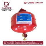 Sistema extintor colgante del control de la temperatura del producto FM200/Hfc227ea de China