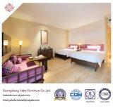 Ursprüngliche Hotel-Möbel mit Bettwäsche-Raum-doppeltem Bett (YB-O-51)