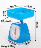 Escala de medição de pesagem de plástico