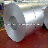 Material de construção SGCC DX51d SS40 Gread370 G550 Galvalume bobina de aço laminado a frio