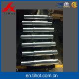 CNC 로봇식 팔 부속의 기계로 가공 금속 샤프트에 의해 만들어지는 OEM