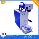 Машина маркировки лазера миниого хозяйственного практицизма цены по прейскуранту завода-изготовителя портативная