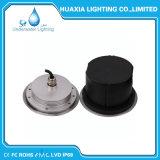 12 V AC Hx-Hug Branco185 -36 W 304 LED em Aço Inoxidável Luz Piscina debaixo de água