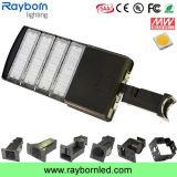 Aceitar a luz de rua da estrada da luz do lote de estacionamento do diodo emissor de luz de Paypal 200W