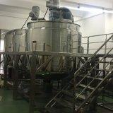 Mzh-M 3000Lの真空の均質化のミキサーのシャンプーのミキサーの液体混合装置