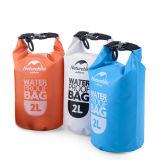 キャンプを泳ぐ2L防水シートPVC防水スポーツ乾燥した袋をハイキングする