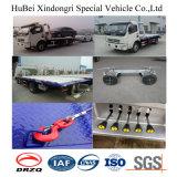 Dongfengの普及したモデルロールバックレッカー車のレッカー車