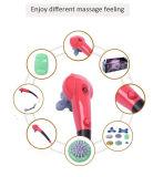 Portable 7 dans 1 marteau tenu dans la main infrarouge électrique de massage de chefs