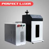 Heiße Verkaufs-Faser-Laser-Markierungs-Maschine mit beiliegender Haube