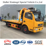 Dongfeng Popular Model Rollback Wrecker Tow Truck